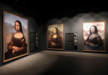 LEONARDO DA VINCI-500 YEARS OF GENIUS